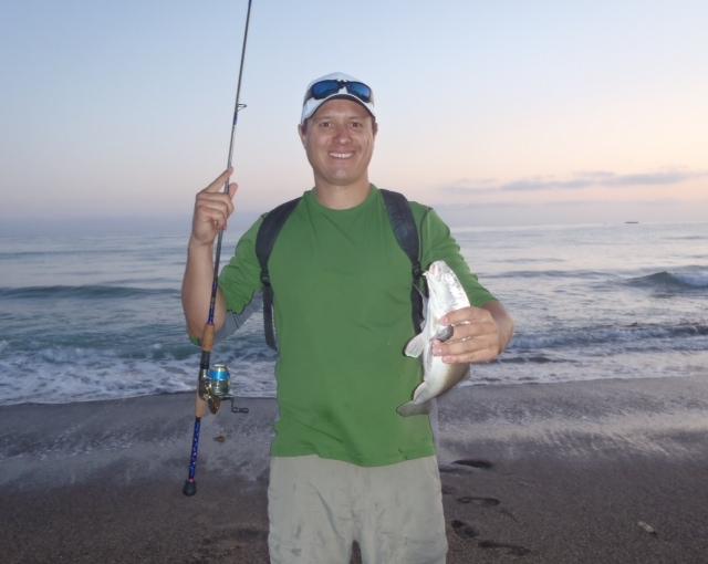 Reel Tech Custom Fishing Rod In Action Www Thereeltech Com