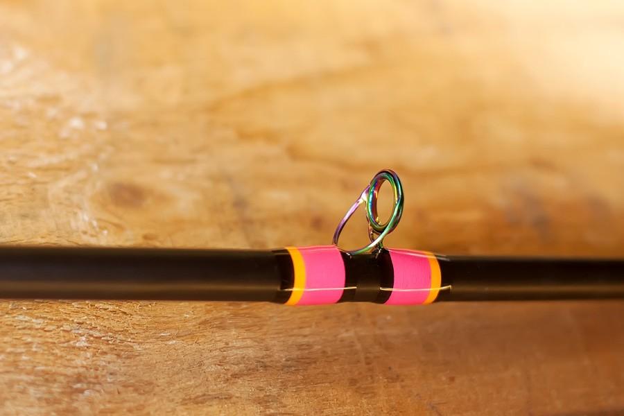 Fishing rod wraps car interior design for Fishing rod wraps