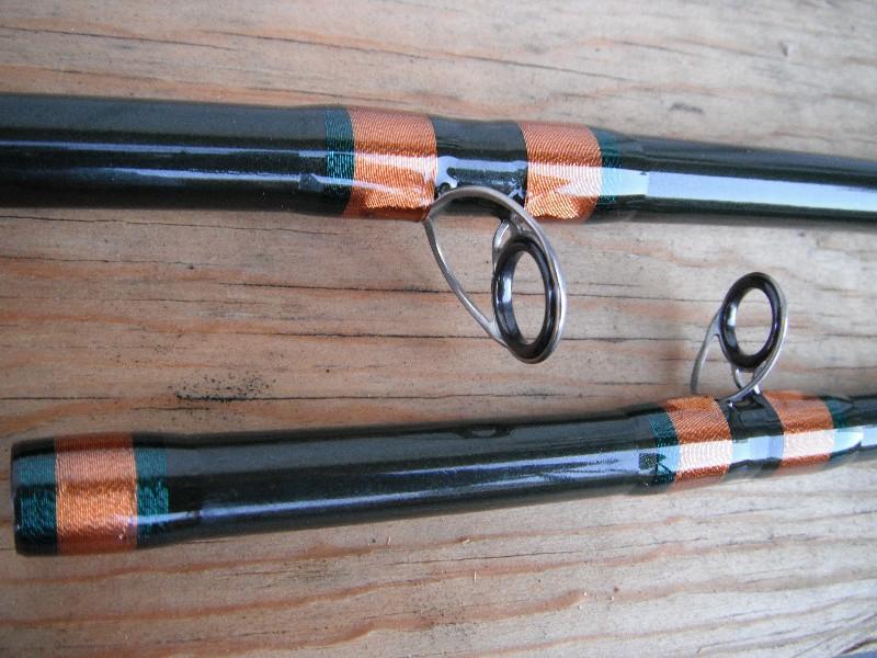 Reel Tech Custom Salmon Steelhead Casting Rod Www