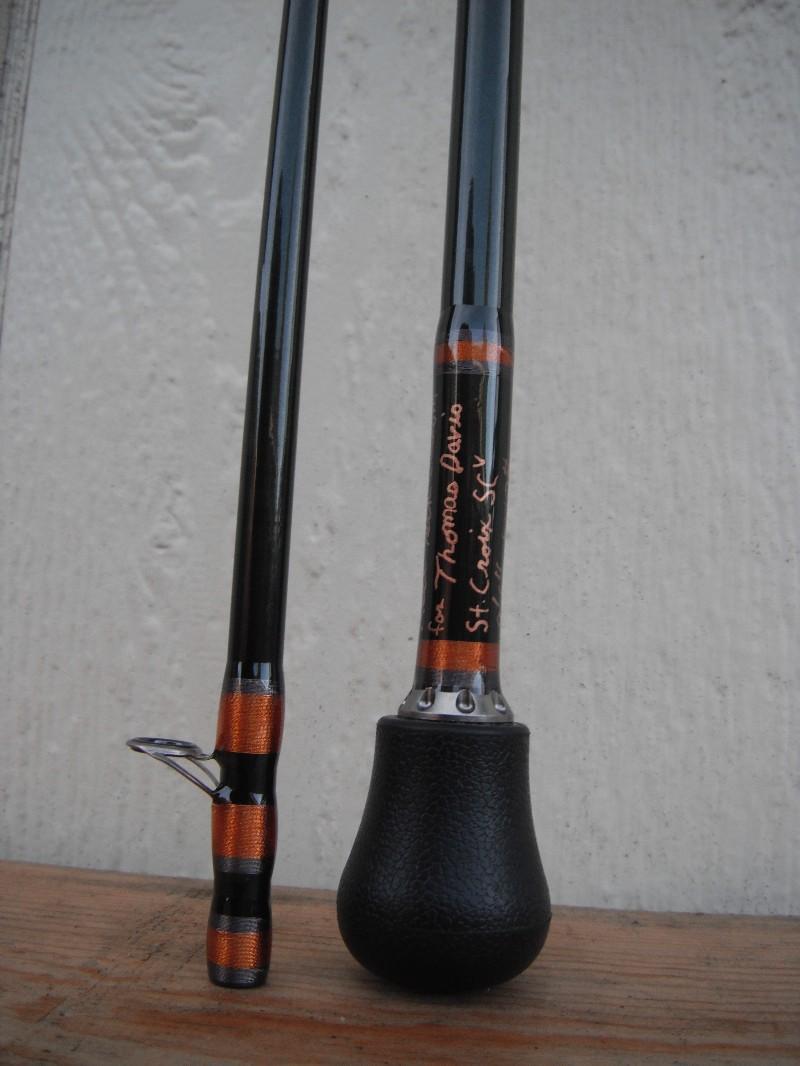 Reel tech custom steelhead casting rod for Steelhead fishing rods