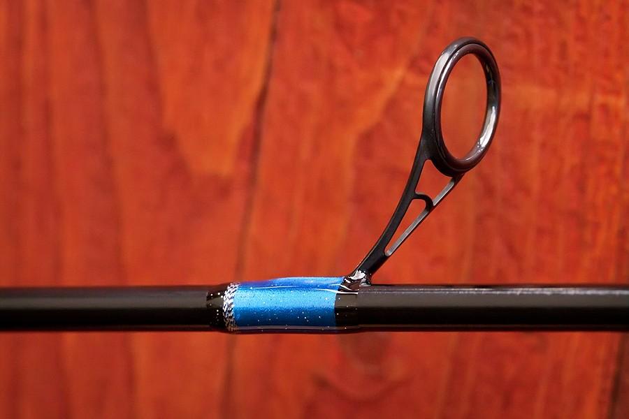 Reel tech custom christopher heller for Float fishing rods