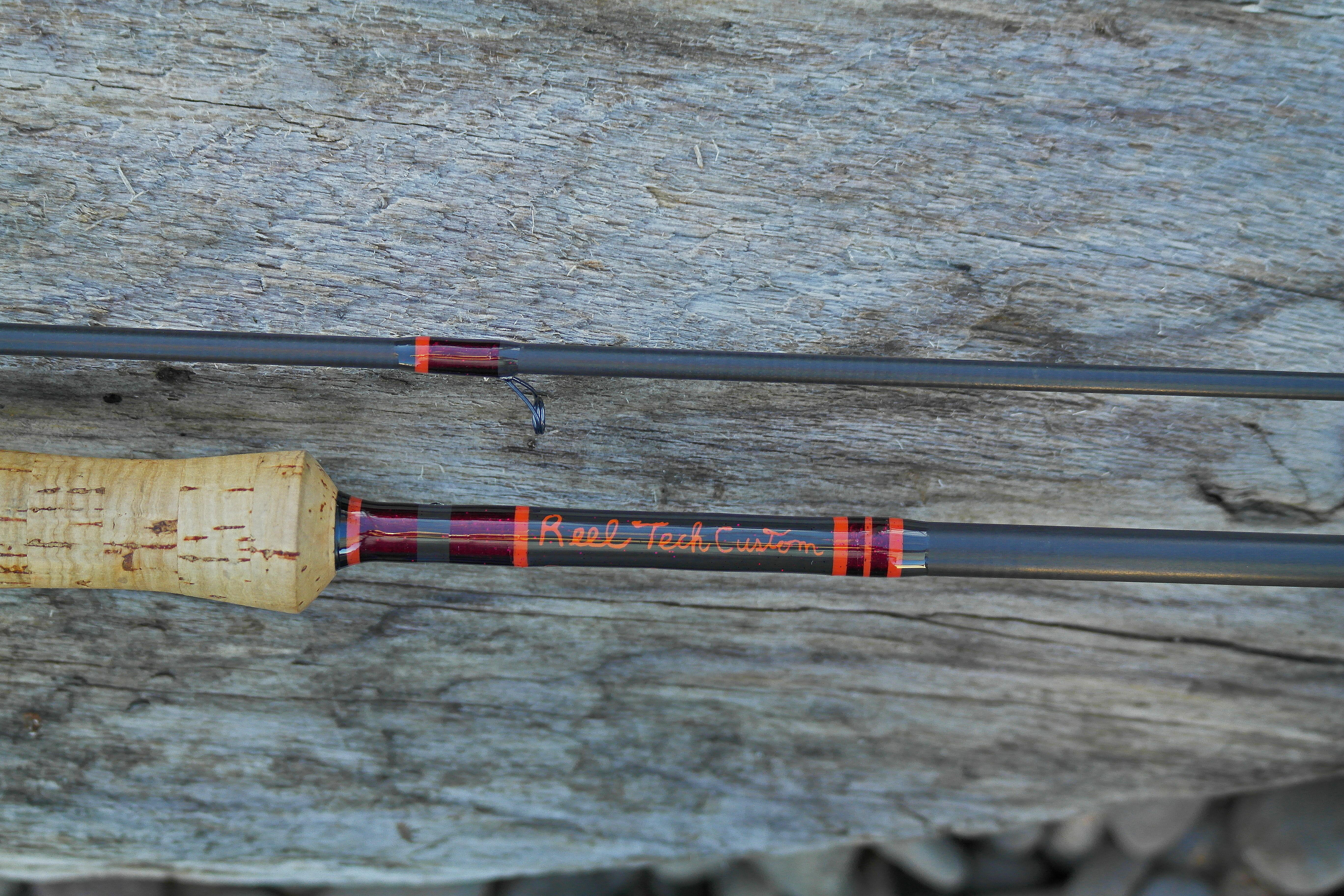 Samsung csc for Steelhead fishing rods