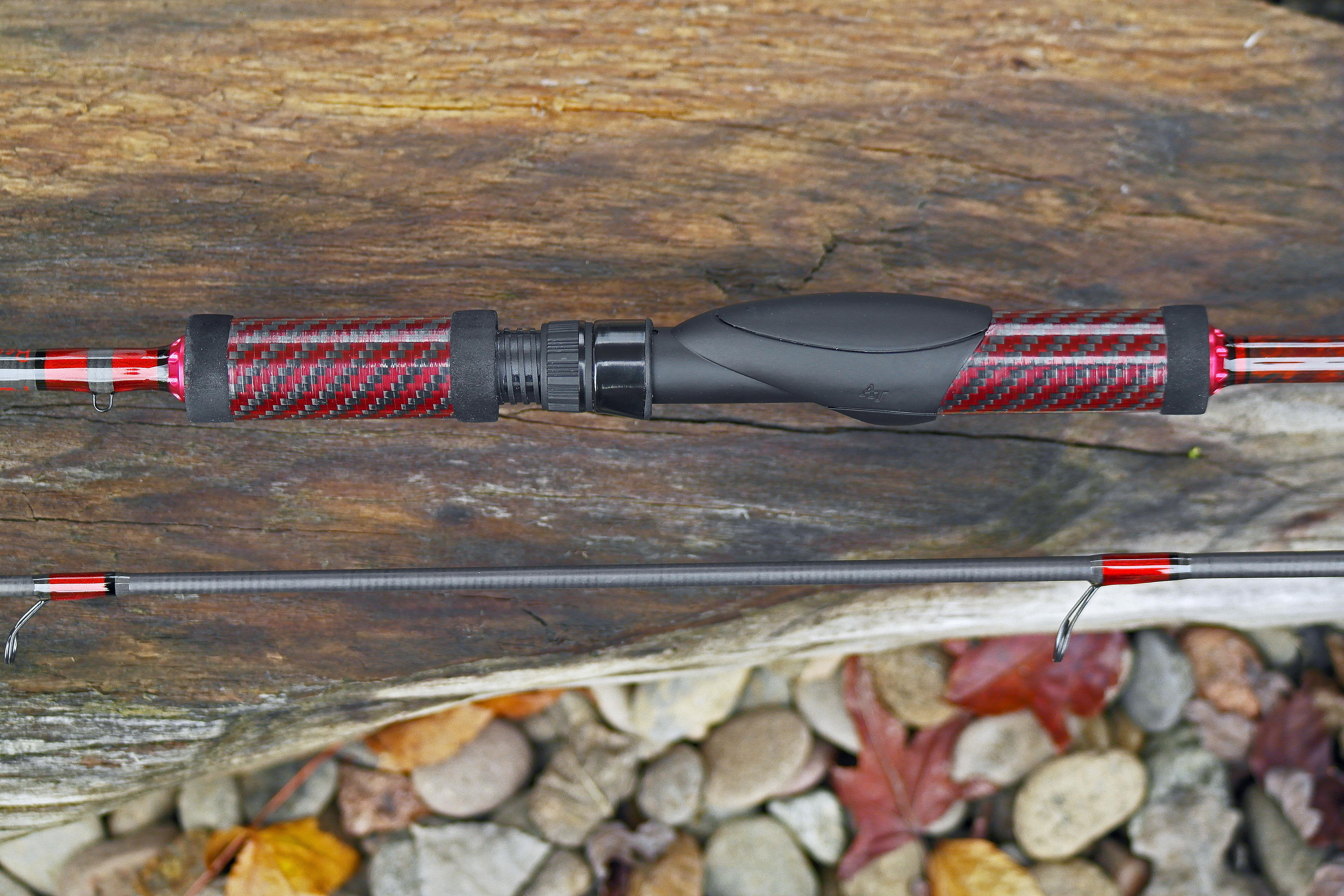 Custom fishing rods for Red fishing rod